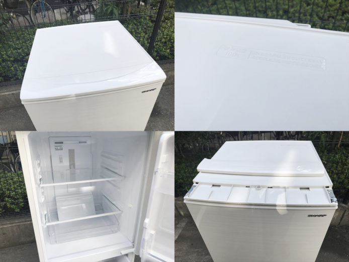 シャープ冷蔵庫つけかえどっちでもドア霜取り不要詳細画像4