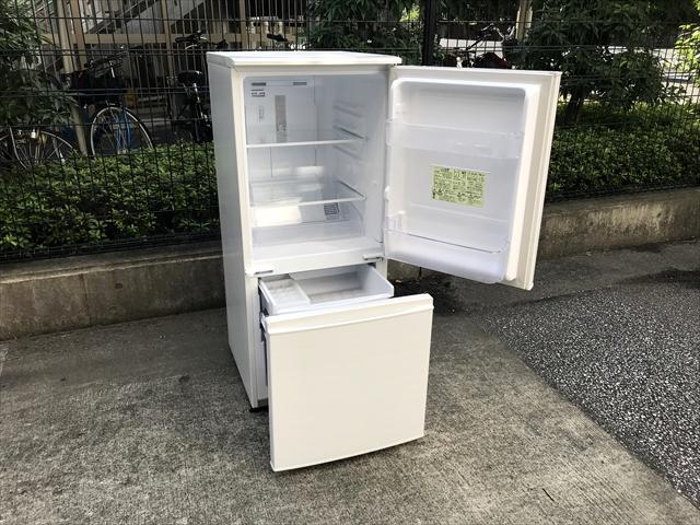 冷蔵庫つけかえどっちでもドア霜取り不要