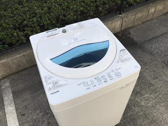 洗濯機スタークリスタルドラム2017年製