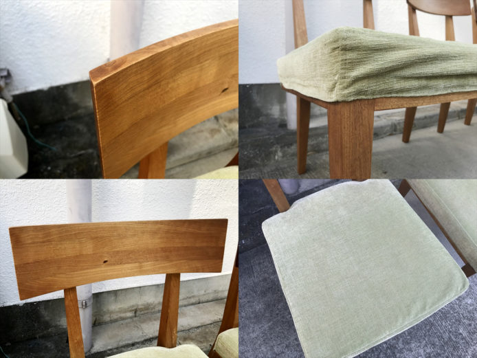 ボスコダイニングテーブルチェアセット4人用詳細画像7